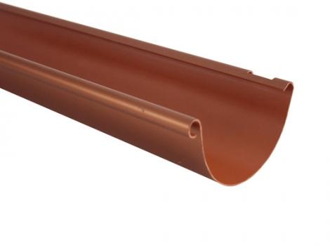 водосточные системы: желоб диаметром 100, 125, 150 мм