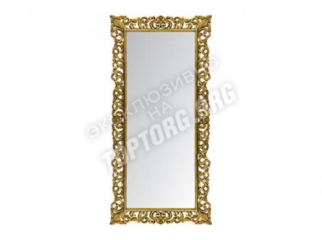 Зеркало в раме Априка цвет: бронза черная патина 940х2000 мм