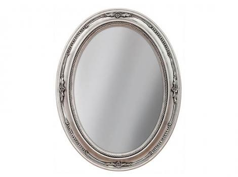 зеркало в раме овальное