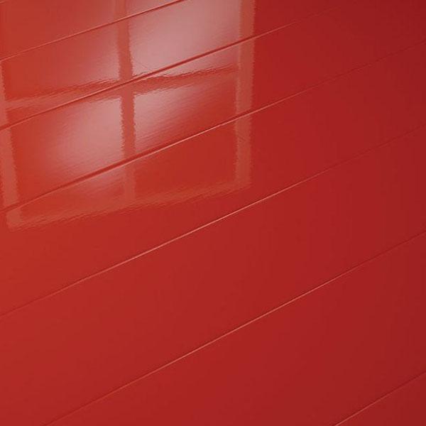 красный ламинат