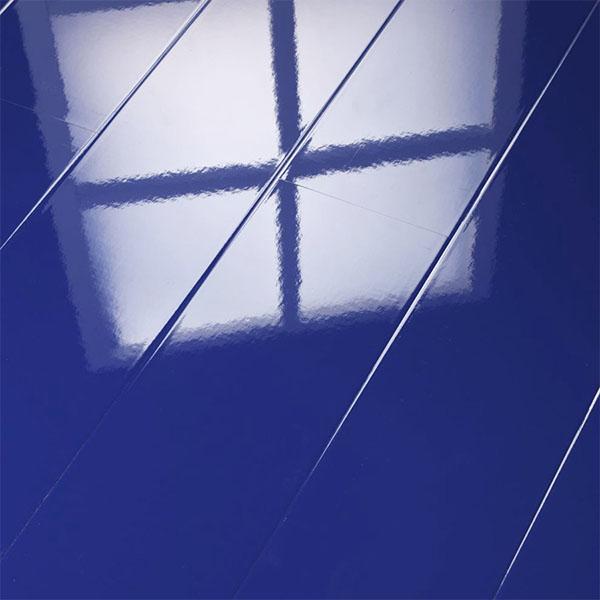 синий ламинат