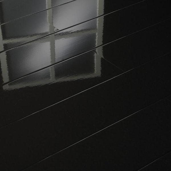 черный ламинат