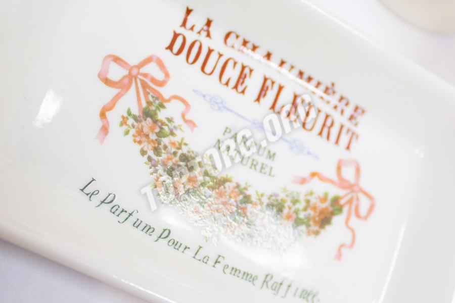 Набор для ванной Douce Fleurit