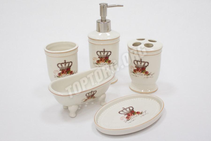 Набор для ванной Crown