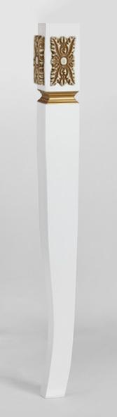 Ножка кухонного стола: модель 1
