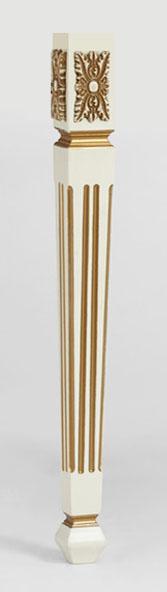 Ножка кухонного стола: модель 2