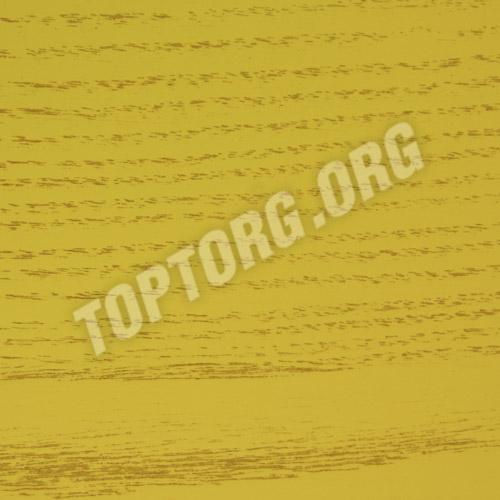 Стол кухонный - цвет желтый с патиной