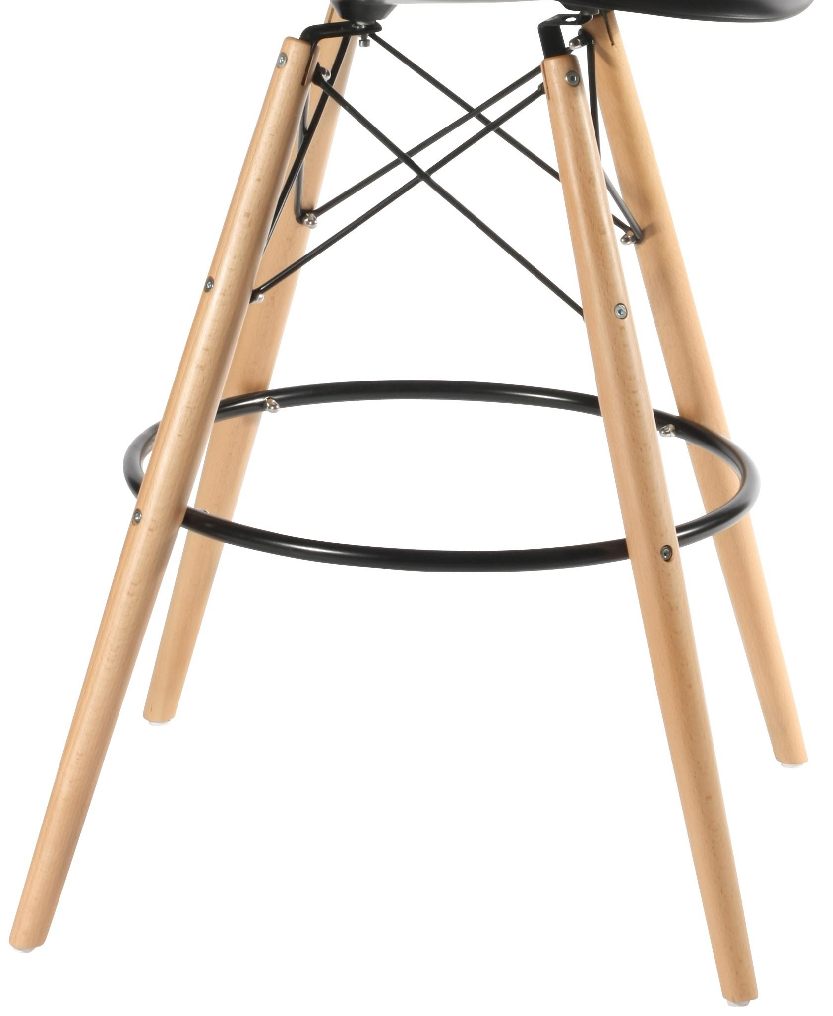 ножки барного дизайнерского стула Eames DSW