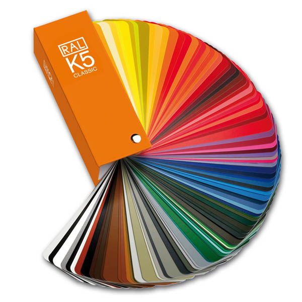 08. Цвет по RAL (на заказ)
