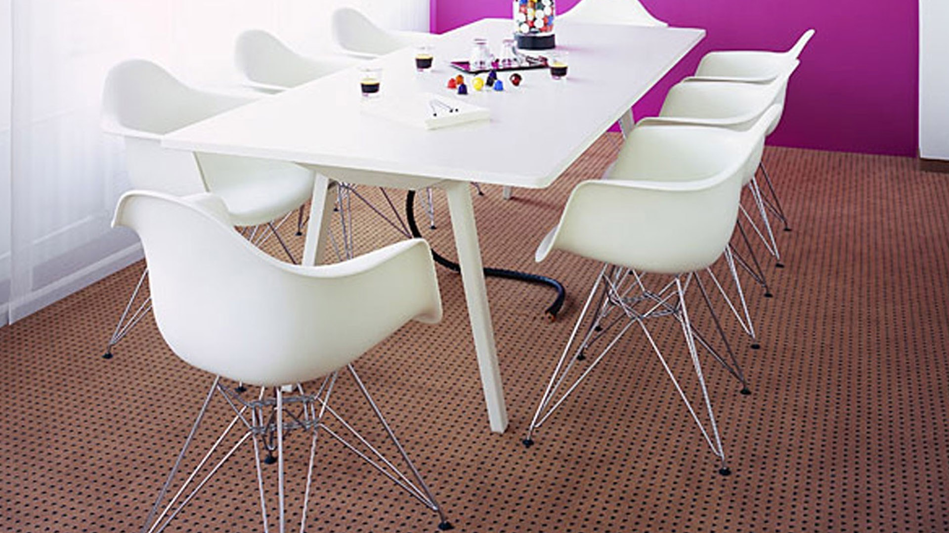 дизайнерский стул Eames DAR