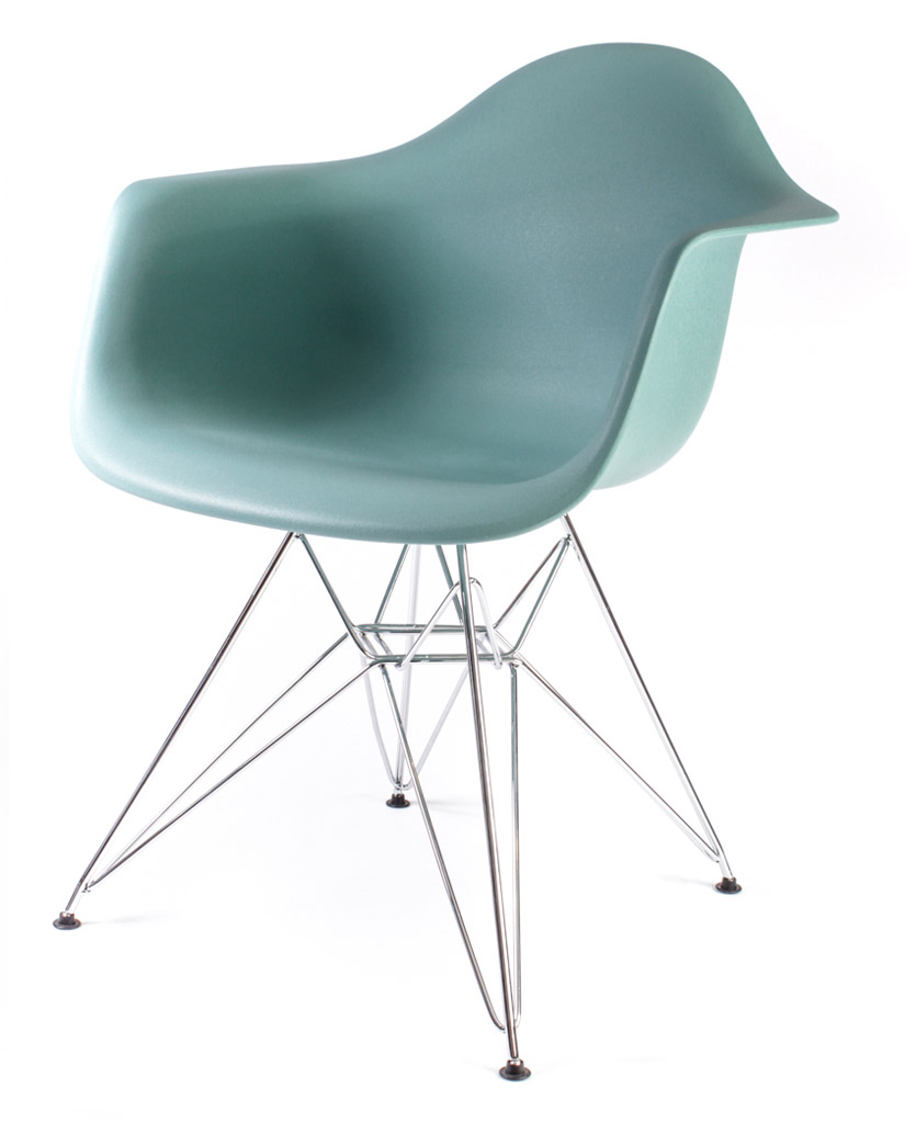 дизайнерский стул Eames DAR мята