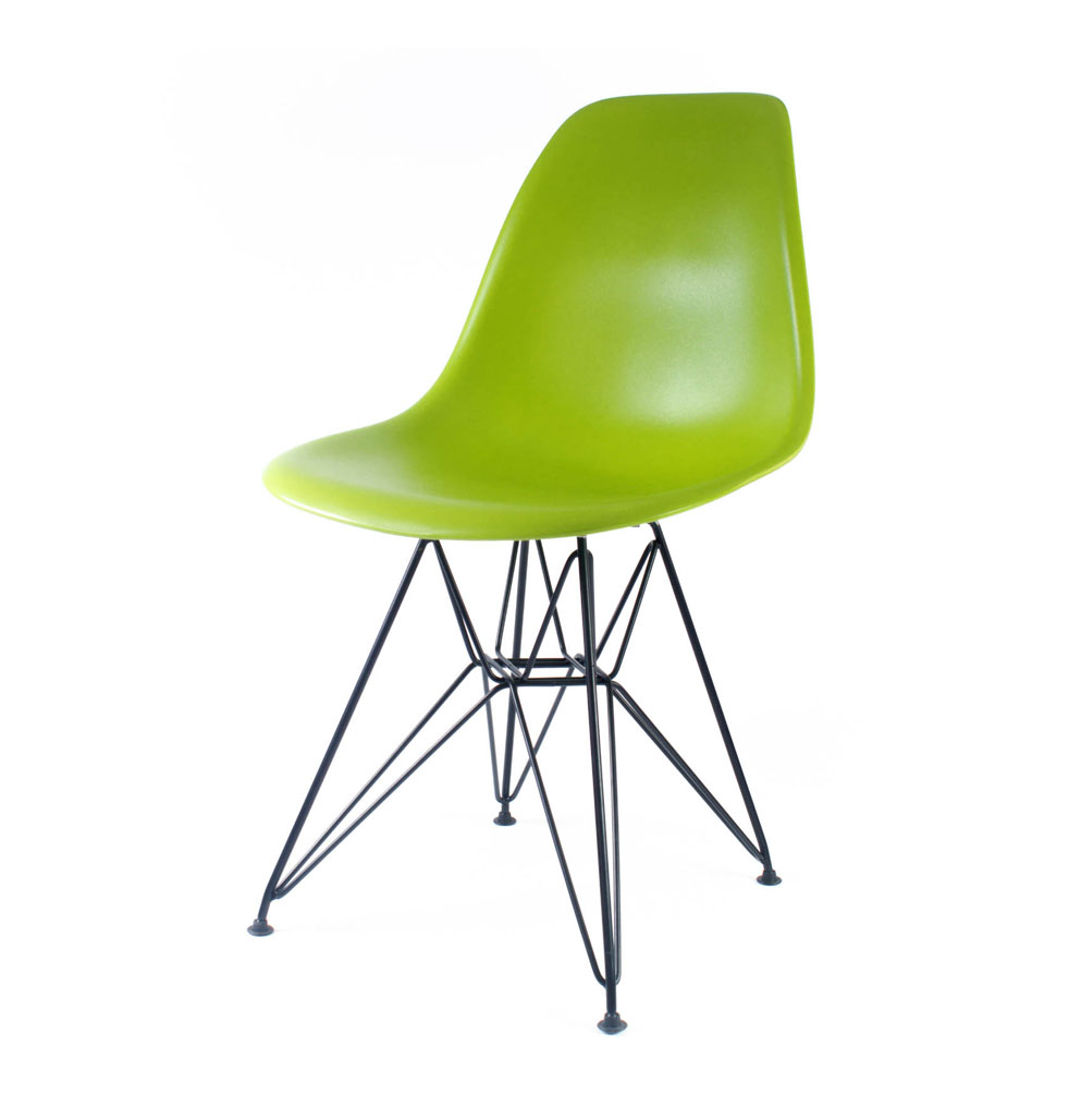 стул Eames DSR светло-зеленый