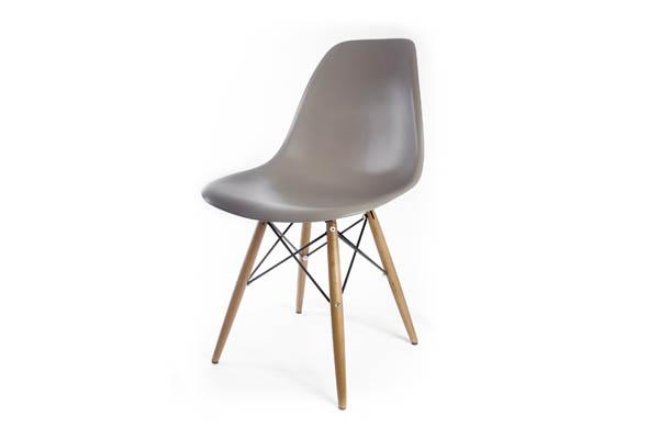 стул Eames DSW серый