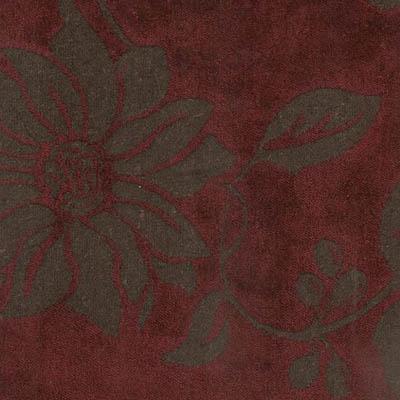 22. Ткань для обивки кухонного стула Шенилл акконтус бордовый