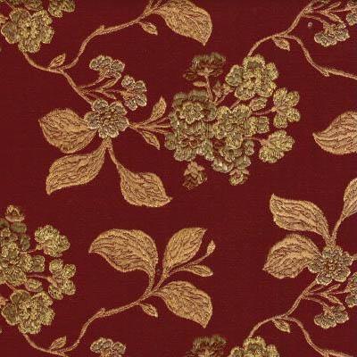 03. Ткань для обивки кухонного стула Жаккард флоранса