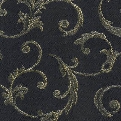 04. Ткань для обивки кухонного стула Жаккард пратто синий