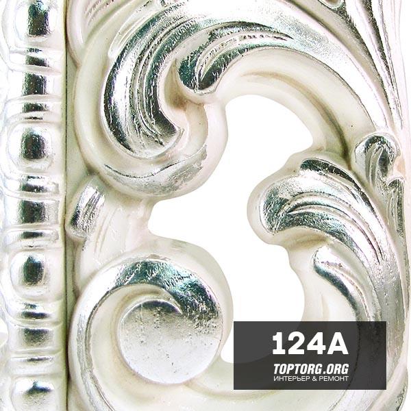 Отделка зеркала 124А