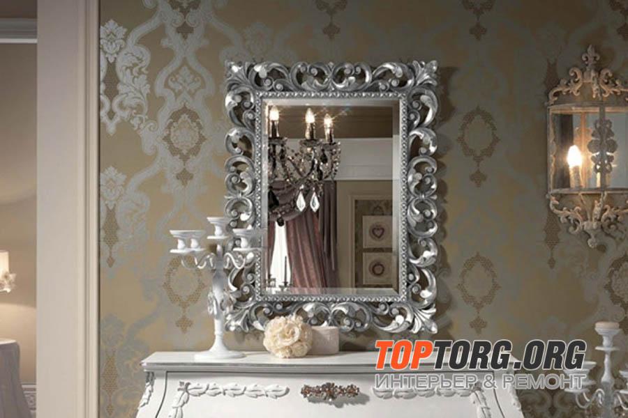 Зеркало Marco Visconi в интерьере